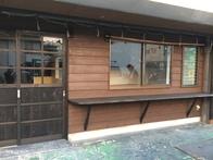 浜松市内の店舗のリフォーム完成の画像